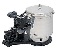 Europa-Filteranlage 1002 mit 6-Wege-Ventil D450 - Comfort 8