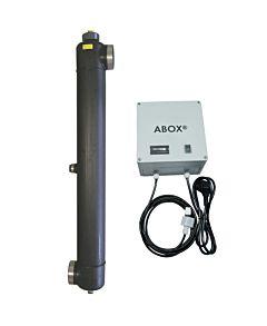 Abox PE 25 UV-Strahler