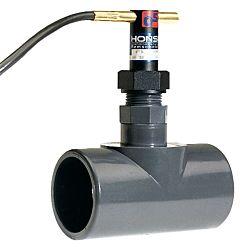 Strömungsschalter d63 T-Stück PVC