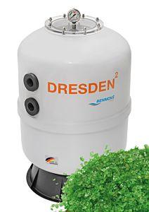 DRESDEN³ Ø400 AFM Filtermaterial
