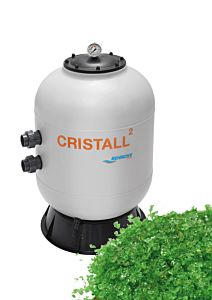 CRISTALL² Ø350 AFM Filtermaterial