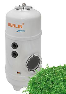 Filtermaterial für Berlin D800 AFM