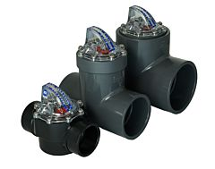 H2Flow Durchflussmesser DN40