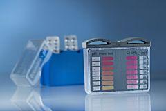 Wasserprüfgerät Pooltester Chlor/Brom/pH