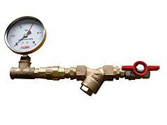 Installationseinheit für Besgo für Steuerdruck Wasser