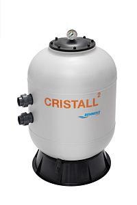 CRISTALL² Ø750 Filterbehälter