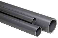 PVC-U Rohre DN125