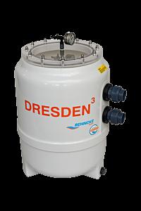 DRESDEN³ Ø400 Filterbehälter
