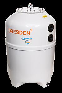 DRESDEN³ Ø750 Filterbehälter