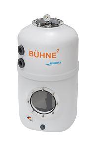 BÜHNE² Ø500 Filterbehälter
