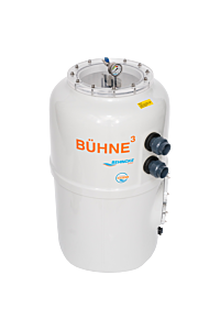 BÜHNE³ Ø500 Filterbehälter