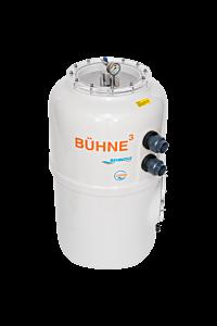 BÜHNE³ Ø600 Filterbehälter