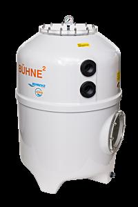 BÜHNE³ Ø750 Filterbehälter