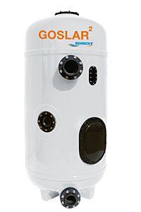 GOSLAR² Ø1400 standard Filterbehälter / Mantelhöhe 1.700 mm, Ein- und Mehrschichten